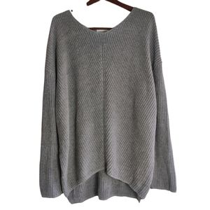 Urban Outfitters Oversized Grey Sweater